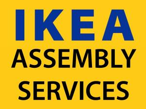 IKEA Flatpack Furniture Assembly Service in London