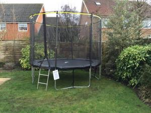 Trampoline Furniture Assembly Services London