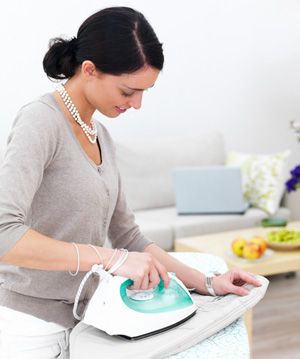ironing service specialists in Acton Central,  W3